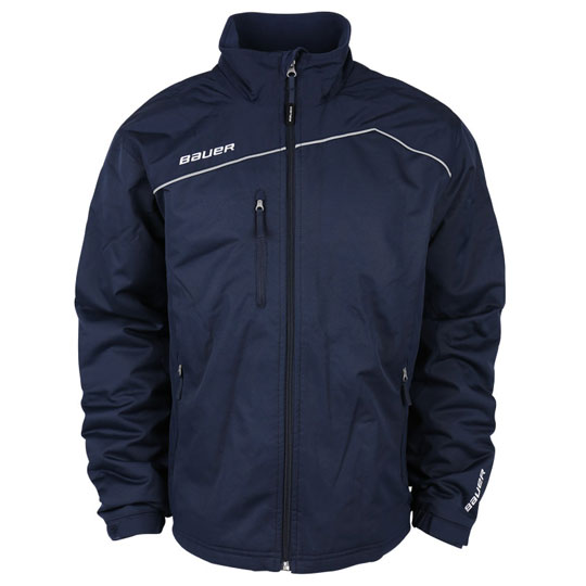 Picture of Bauer Midweight Warm Up Jacket Senior