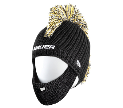 Picture of Bauer Playoff Beard / New Era Strick
