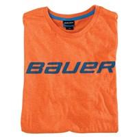 Picture of Bauer Basic Short Sleeve Shirt Senior - orange