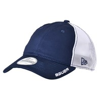 Picture of Bauer New Era 9Twenty Adjustable Meshback Navy Cap Senior