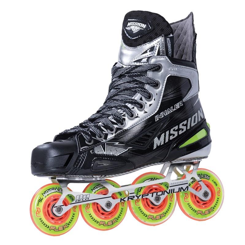 Picture of Mission Inhaler NLS:01 Roller Hockey Skates Senior