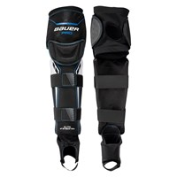 Picture of Bauer Pro Ball Street Hockey Shin Guards Senior
