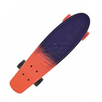 """Picture of Kryptonics Classic Torpedo  22.5"""" Shade Blue (navy-red)"""