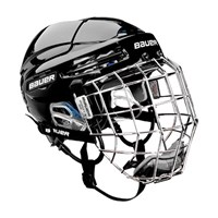 Picture of Bauer 5100 Helmet Combo w/Profile II Facecage