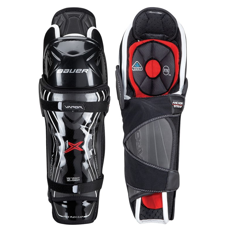 Picture of Bauer Vapor 1X Shin Guards Senior