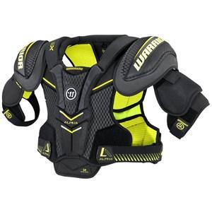 Picture of Warrior Alpha QX Shoulder Pads Junior