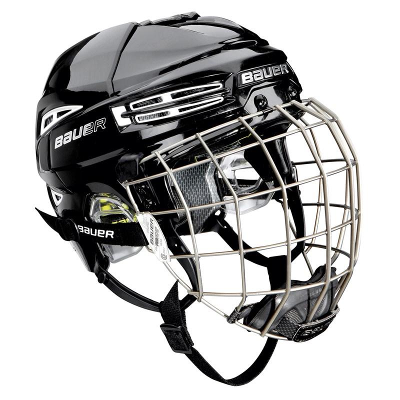 Picture of Bauer RE-AKT 100 Helmet Combo
