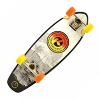 Picture of Kryptonics Longboard - Calif. Series -  Fade Grey 27""