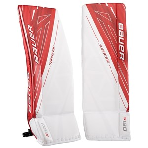 Picture of Bauer Supreme S190 Goalie Leg Pads Senior