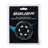 Picture of Bauer RH Slivvver Puck black - each