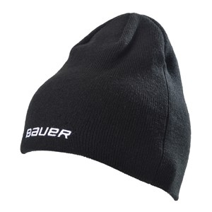 Picture of Bauer New Era Knit Toque Beanie Black Senior