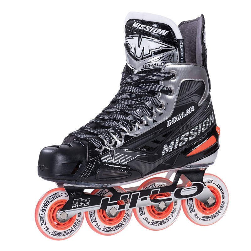 Picture of Mission Inhaler NLS:03 Roller Hockey Skates Senior