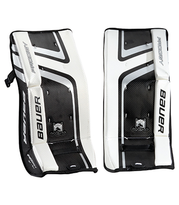 Picture of Bauer Prodigy 2.0 Goalie Leg Pads Youth