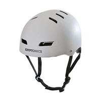 Picture of Kryptonics Step up Helmet - White/Black