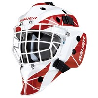 Picture of Bauer Profile 940X Team Red Goalie Mask Junior