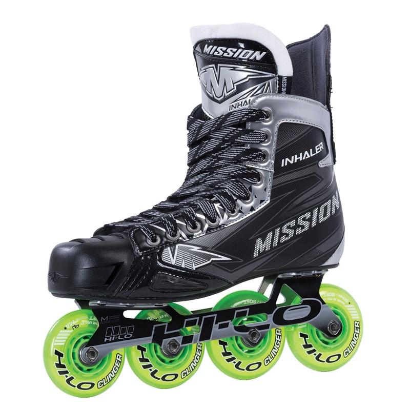 Picture of Mission Inhaler NLS:04 Roller Hockey Skates Senior