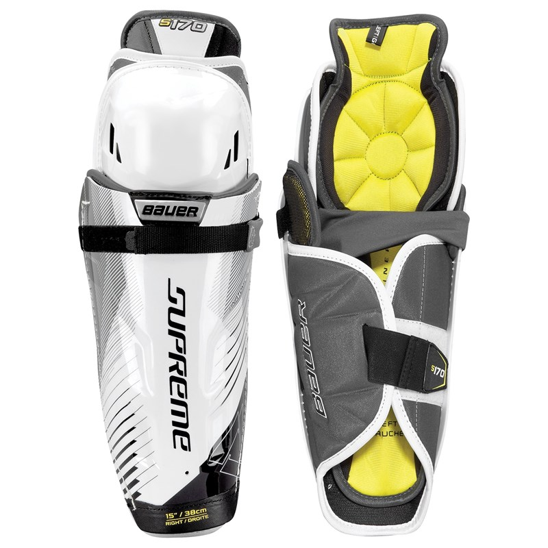 Picture of Bauer Supreme S170 Shin Guards Junior