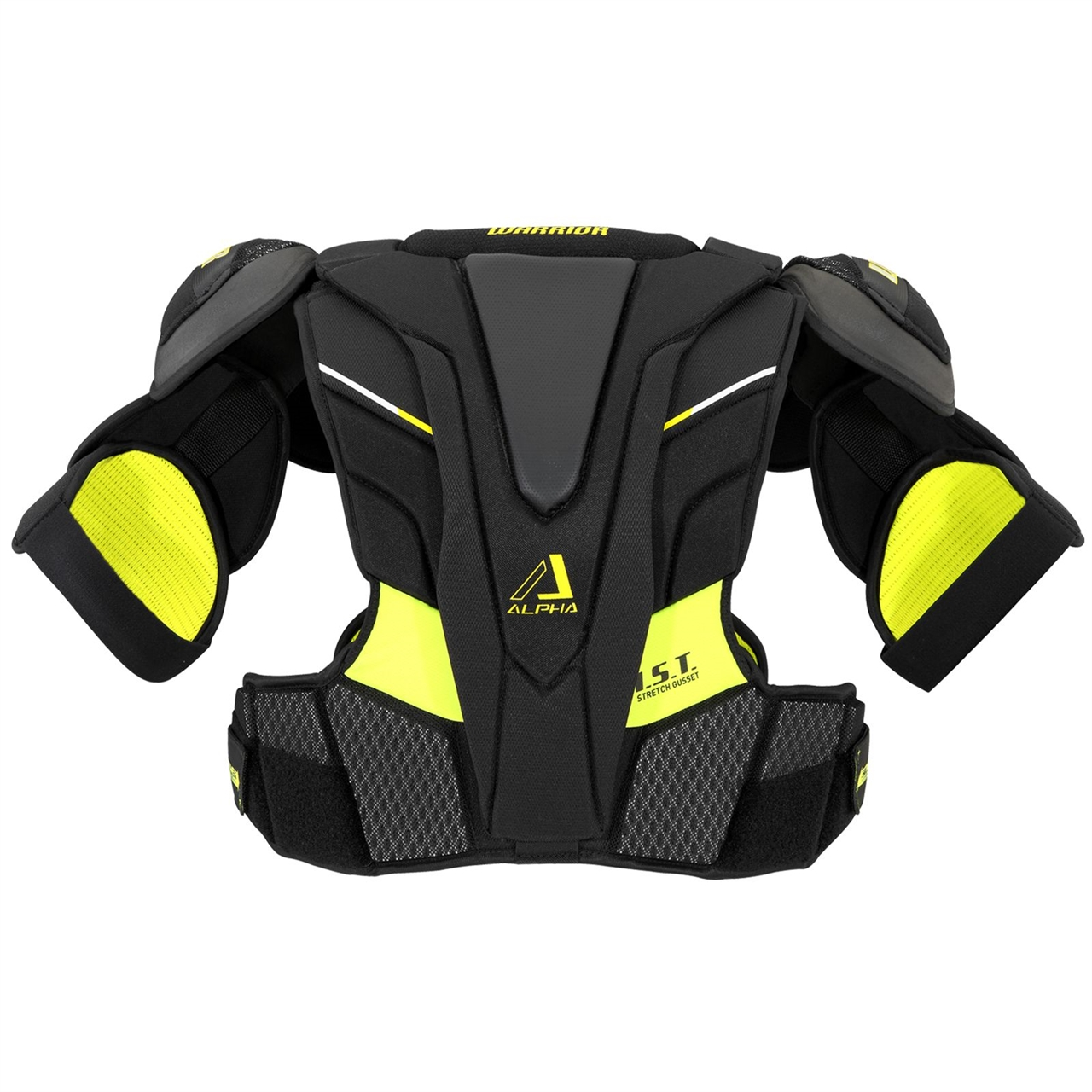 Picture of Warrior Alpha QX Shoulder Pads Senior