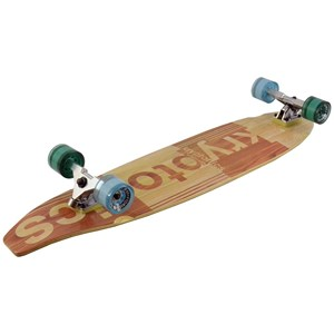 Picture of Kryptonics Blocktail Longboard Tonal Plank -  40""