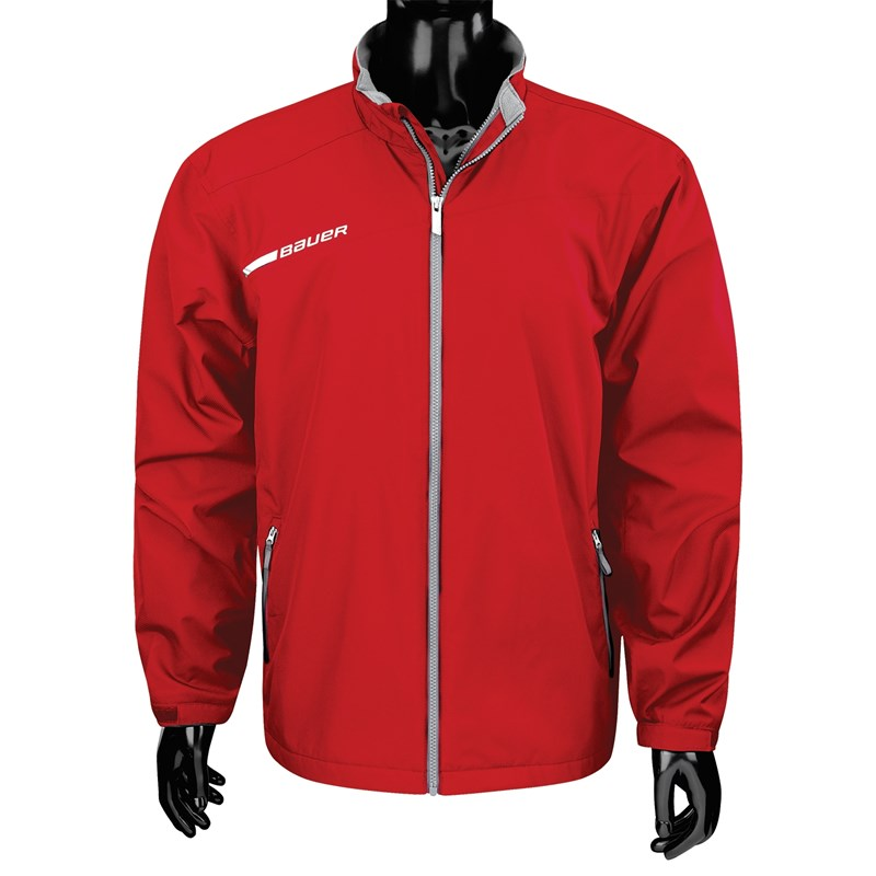 Picture of Bauer Flex Team Jacket Red Youth