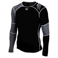 Picture of Warrior Dynasty 2.0 Long Sleeve Compression Top Sr - Right
