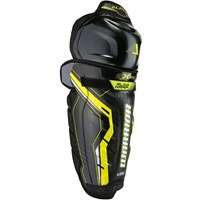 Picture of Warrior Alpha QXPro Shin Guards Senior