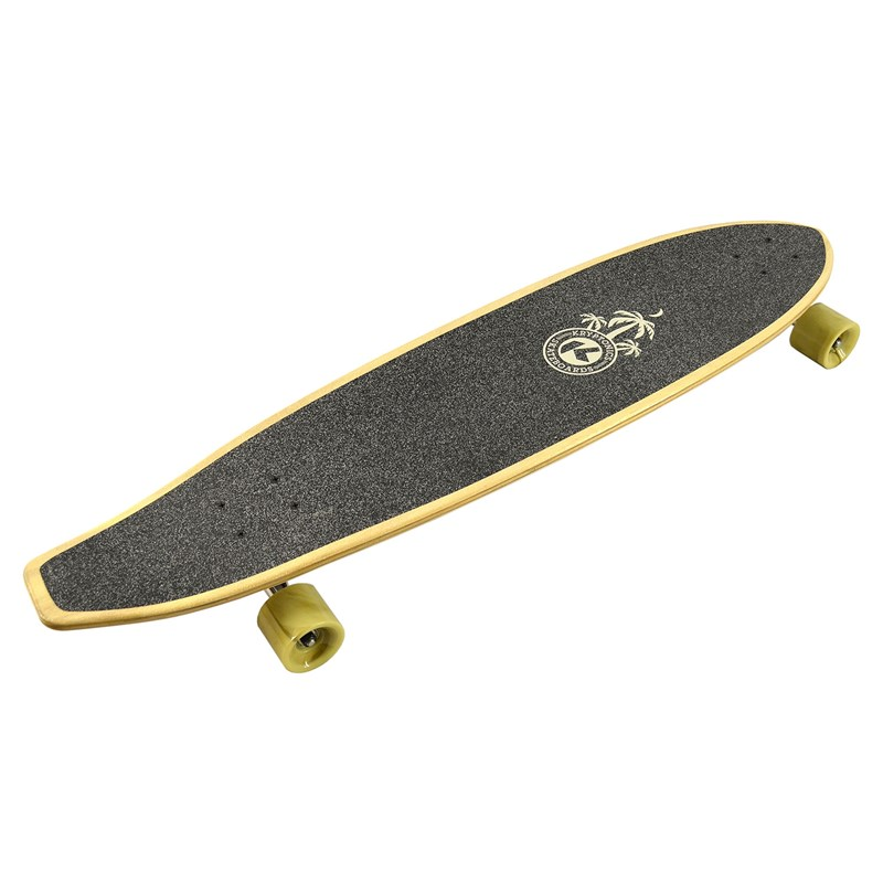 Picture of Kryptonics Blocktail Longboard Classic Swirle  - 37""