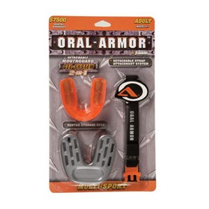 Picture of Franklin Oral Armor Gel Mouth Guard Senior