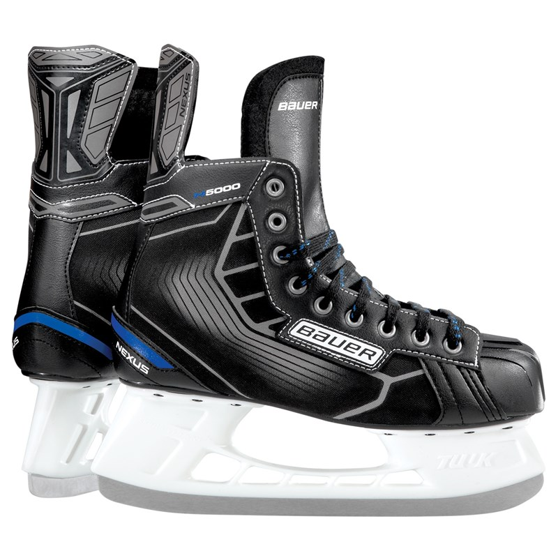 Picture of Bauer Nexus N5000 Ice Hockey Skates Junior
