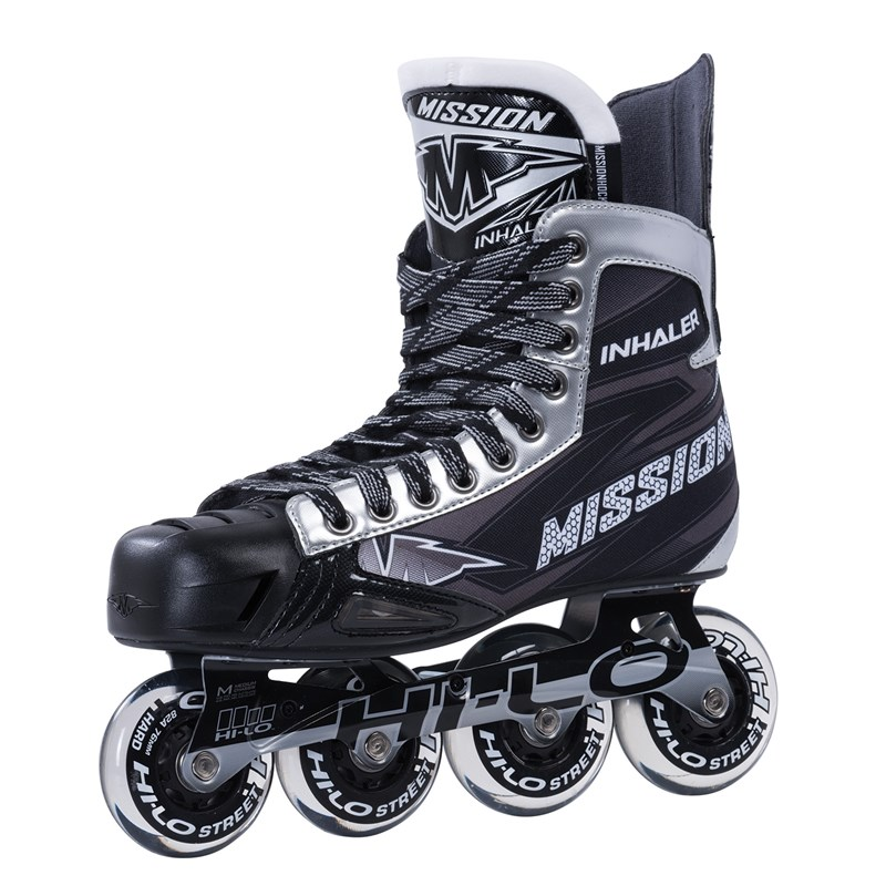 Picture of Mission Inhaler NLS:06 Roller Hockey Skates Senior