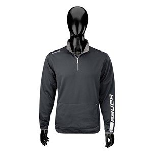 Picture of Bauer Jogging Top Team Black Youth