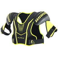Picture of Warrior Alpha QX5 Shoulder Pads Junior