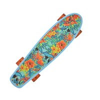 """Picture of Kryptonics Classic Torpedo - 22,5"""" - Floral Blue"""
