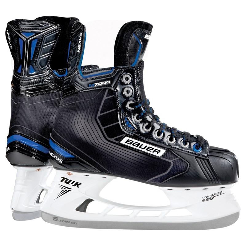 Picture of Bauer Nexus N7000 Ice Hockey Skates Junior