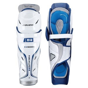 Picture of Bauer Nexus N9000 Shin Guards Senior
