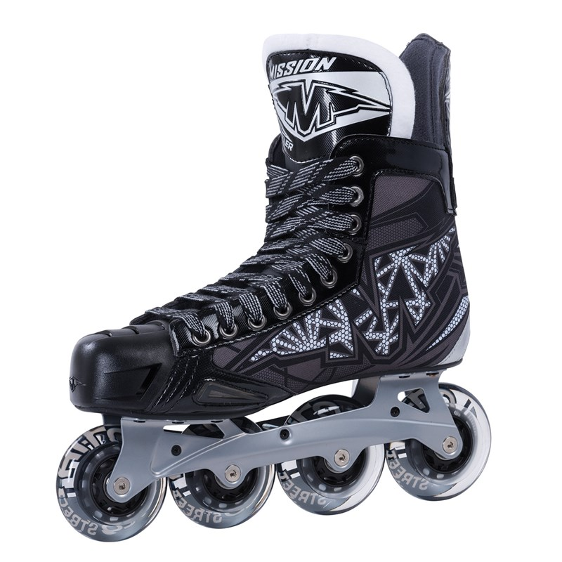 Picture of Mission Inhaler NLS:06 Roller Hockey Skates Junior