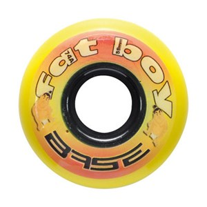 Picture of Base Indoor 74A Inline Hockey Goalie Wheel - Fat Boy - 8 Pack