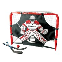 "Picture of Bauer Deluxe Knee Hockey Goal Set 30.5"" (77x58x34cm)"