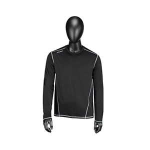 Picture of Bauer NG Basics Long Sleeve Base Layer Top Senior
