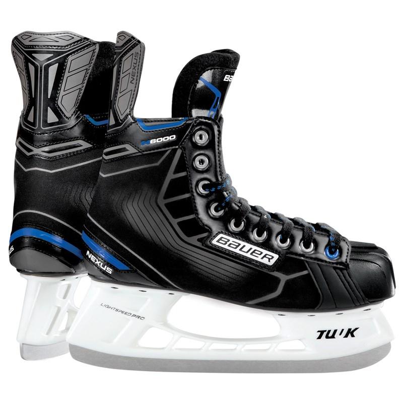 Picture of Bauer Nexus N6000 Ice Hockey Skates Junior