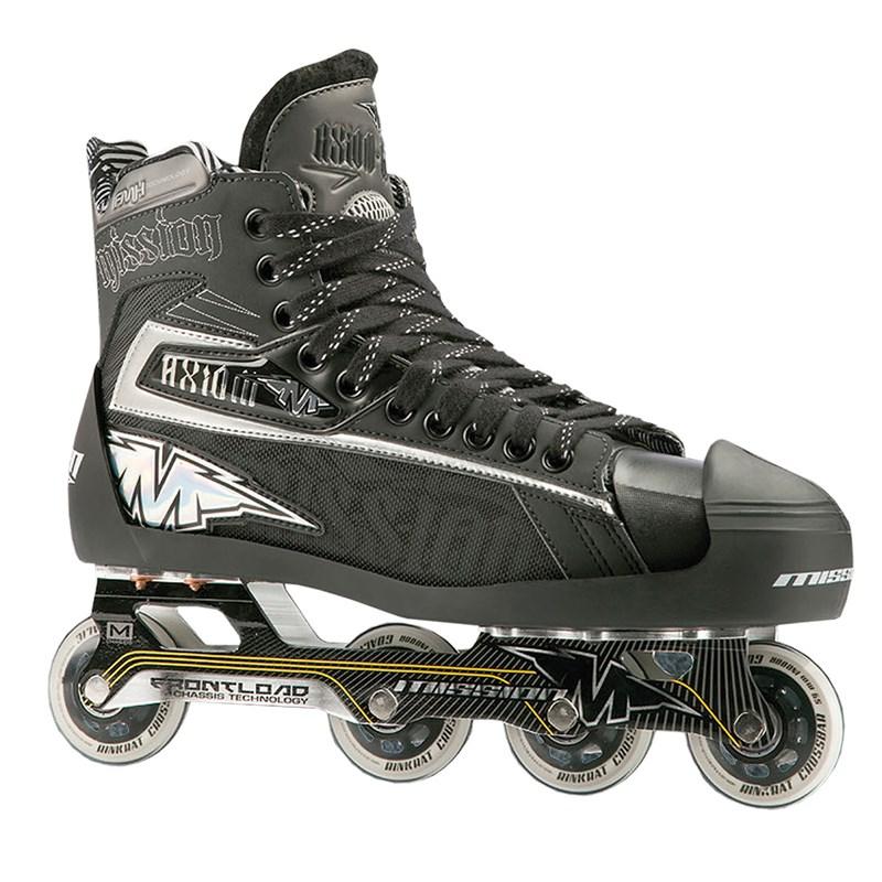 Picture of Mission Axiom G7 Goalie Inline Hockey Skates Senior