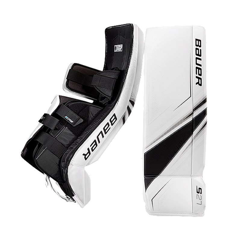 Picture of Bauer Supreme S27 Goalie Leg Pads MTO Senior