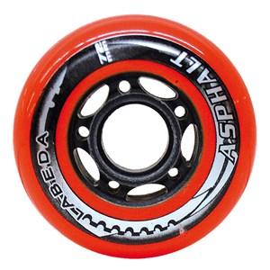 """Picture of Labeda Inline Wheel """"Gripper Asphalt"""" - 4er Set"""