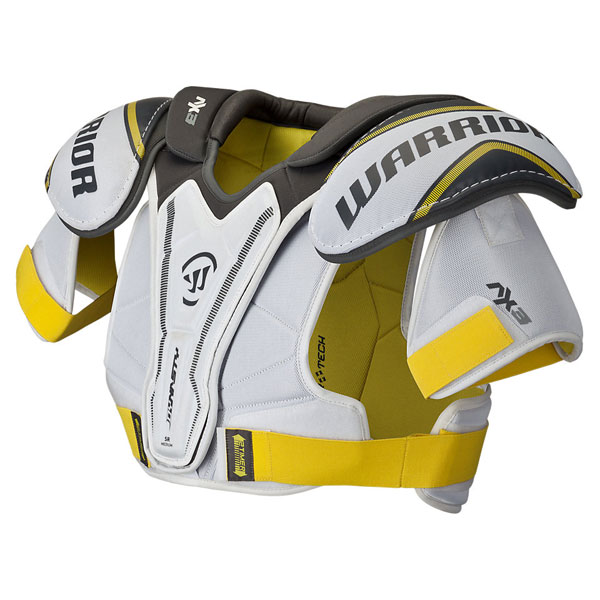 Picture of Warrior Dynasty AX3 Shoulder Pads Intermediate