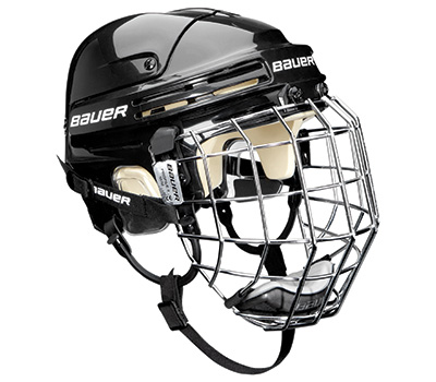 Picture of Bauer 4500 Helmet Combo w/Profile II Facemask