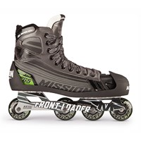 Picture of Mission Inhaler DSG:5 Inline Hockey Goalie Skates Senior