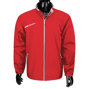 Picture of Bauer Flex Team Jacket Red Senior