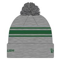 Picture of Bauer New Era Striped Pom Pom - grey/green