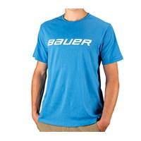 Bild von Bauer Core Kurzarm T-Shirt Blau Senior