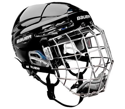 Picture of Bauer 5100 Helmet Combo w/Profile II Facecage